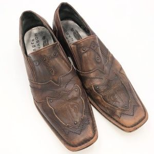 Lounge By Mark Nason Leather Shoes